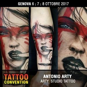ANTONIO ARTY